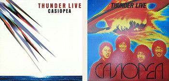 Casiopea_thunder_live