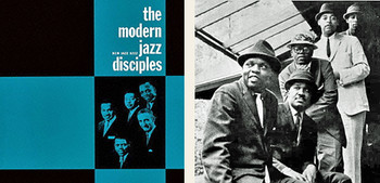 The_modern_jazz_disciples