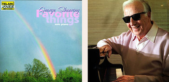 George_shearing_my_favorite_sings