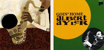 Albert_ayler_goin_home