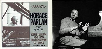 Horace_parlan_arrival