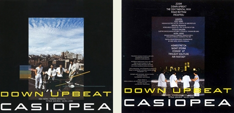 Down-upbeat