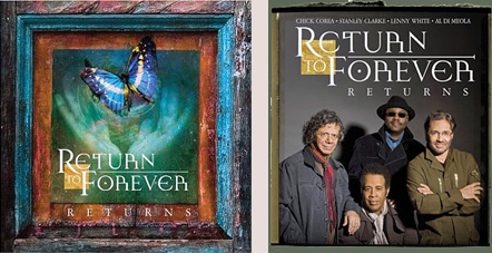 Return to Forever『Returns』: ...