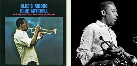 Blues-moods